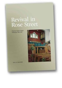 Revival in Rose Street, by Ian Balfour