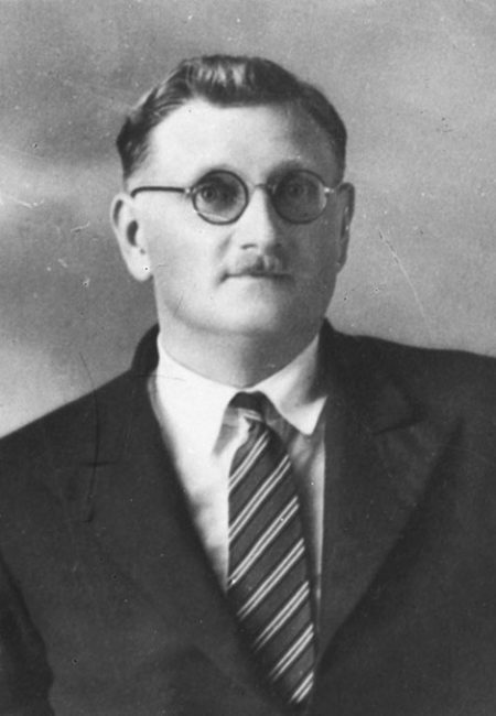 Gerald Block (not CC missionary in 1936)