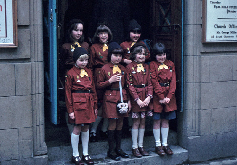 Brownies 1978