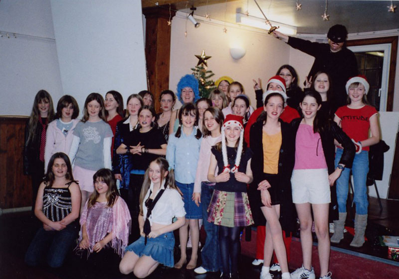 Girl Guides Christmas Party