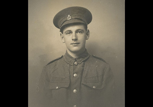 Francis Balfour, Royal Army Medical Corps, 1915